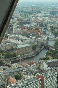 View of Berlin.