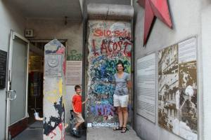 More of the Berlin wall